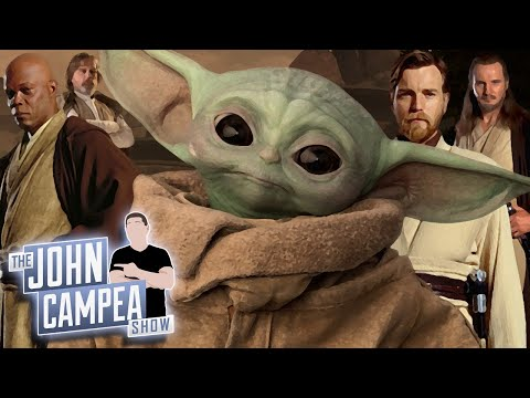 Mandalorian: Which Jedi Meets Baby Yoda This Week - The John Campea Show