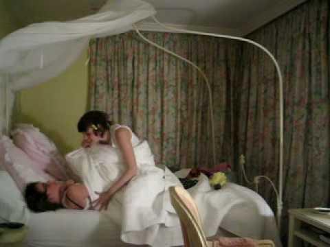 Развлечения на водяной кровати