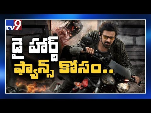 'Saaho' special for Prabhas fans || Pre Release Event @ Sunday 5 PM – Exclusive