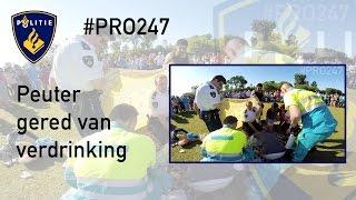 Video Politie #PRO247 : Peuter gered van verdrinking MP3, 3GP, MP4, WEBM, AVI, FLV Mei 2019