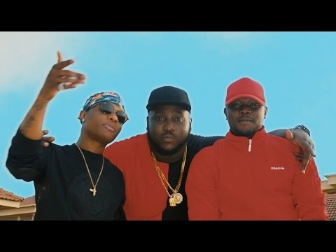 DJ Big N - Erima ft. Dr. Sid and Wizkid ( Official music video )
