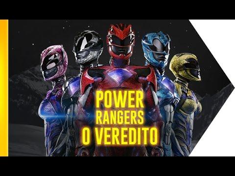Power Rangers - O Veredito  OmeleTV