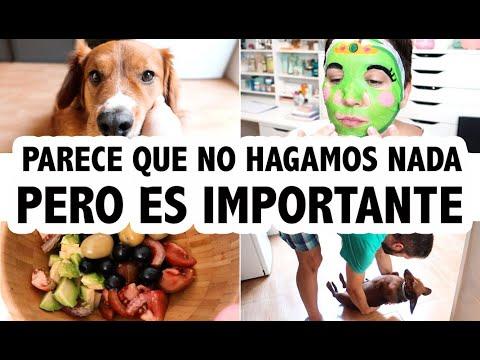 Modelos de uñas - PARECE QUE NO HAGAMOS NADA, PERO ES IMPORTANTE Vlog