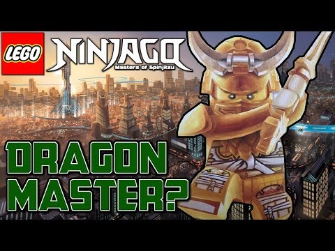 Ninjago: Season 9: Who Is The Golden Samurai?
