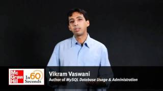 Vikram Vaswani, Author Of MySQL Database Usage&Administration