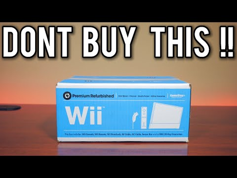 DONT buy Premium Refurbished systems from GameStop | MVG