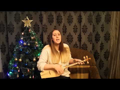 უცხოელი, ლონდონიდან უკრავს და მღერის ფანდურზე (ვიდეო)