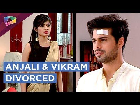 Anjali And Vikram Get Divorced | Sasural Simar Ka
