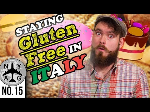 Gluten Free Italy - IS IT POSSIBLE?