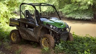 4. John Deere Gator RSX 850i: A Fun, Quick Off-Roader