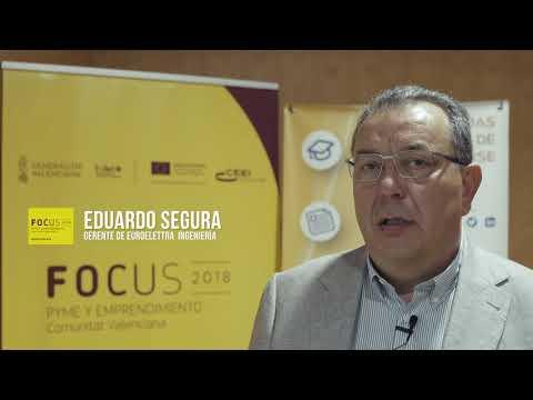"""Entrevista a Eduardo Segura en #FocusPyme """"Cómo convertir tu empresa en una Industria 4.0[;;;][;;;]"""