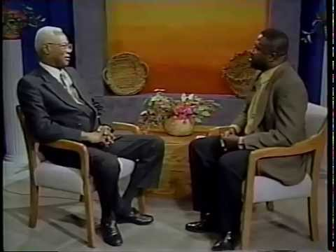 CaribNation TV: Dr David Hinds interviews Former Guyana President Desmond Hoyte