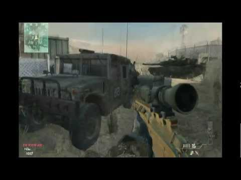Vido-fun: Call of duty MW3 avec Fabien et Morgan