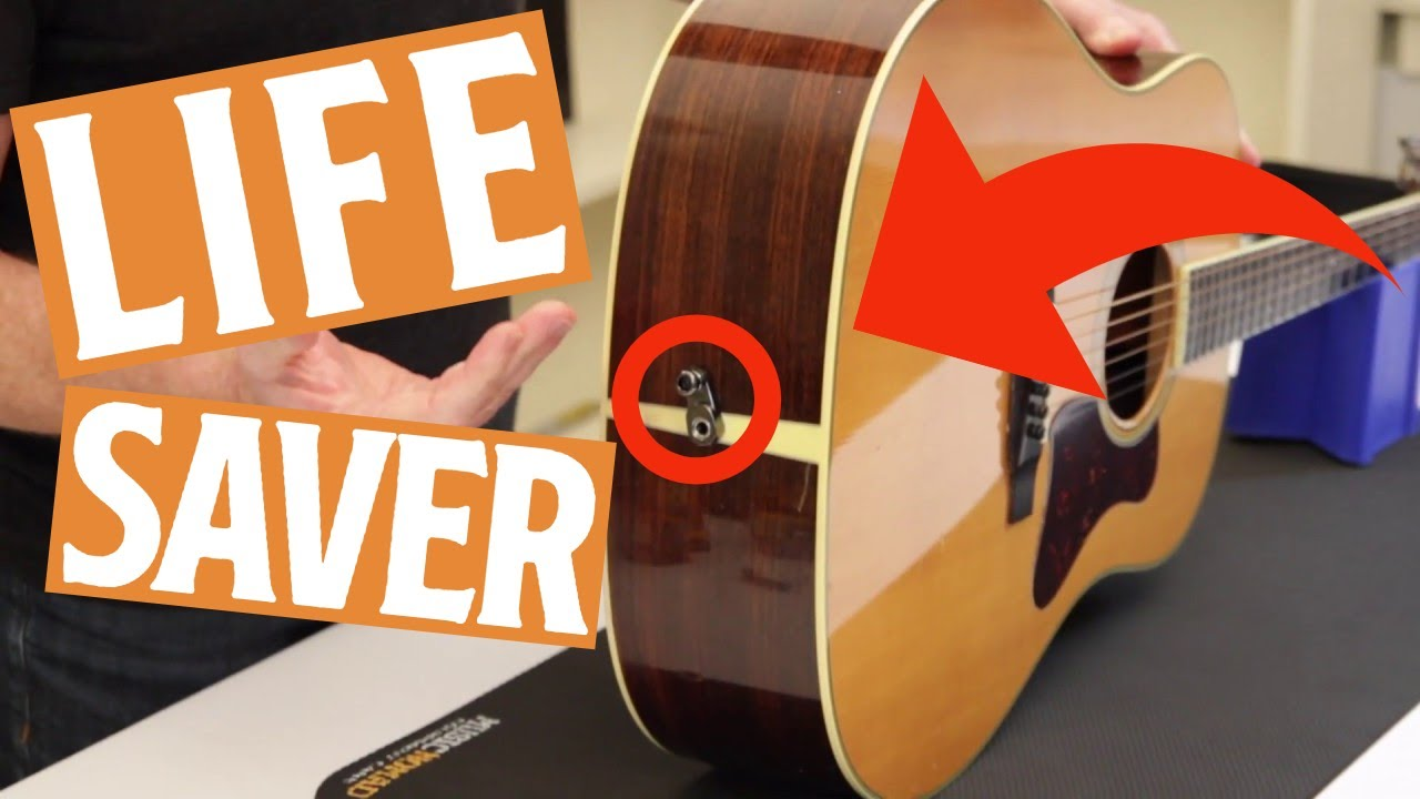 Save Your Guitar AND Your Wallet [With THIS Piece Of Gear] ★ Acoustic Tuesday #101