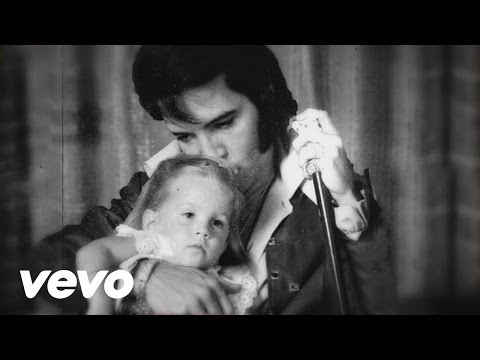 Elvis Presley & Lisa Marie Presley – I Love You Because