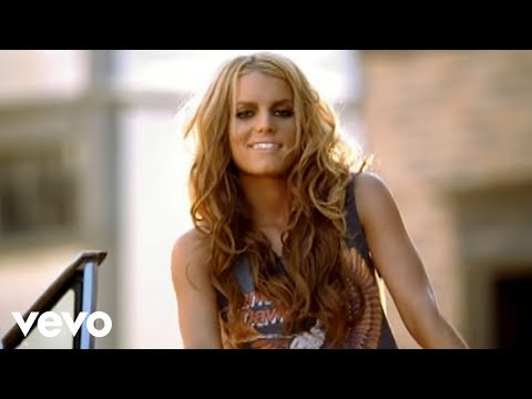 These boots are made for walkin' - Jessica Simpson