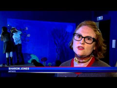 Sharon Jones organise des ateliers jeunes publics à la Villa Sauber