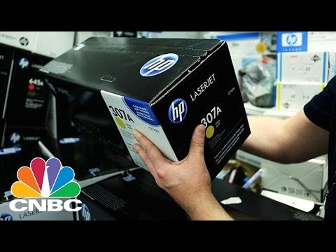 , title : 'HP CEO: Printer/Copier Market Ripe For Disruption | CNBC'