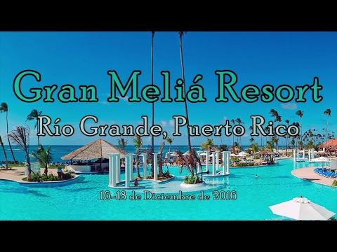 Gran Melia Resort Rio Grande Puerto Rico