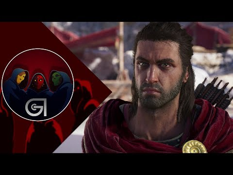 Assassin's Creed Odyssey Is SURPRISINGLY Dope (E3 2018)
