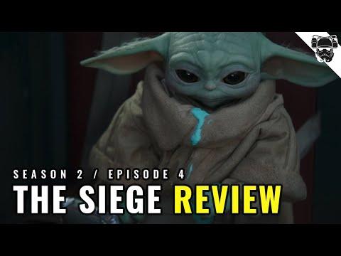 The Siege REVIEW - Season 2 / Episode 4 - The Mandalorian