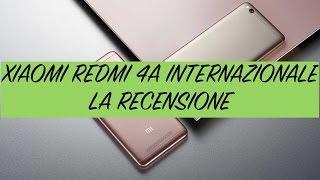 Recensione Xiaomi Redmi 4A Internazionale (Global Version)