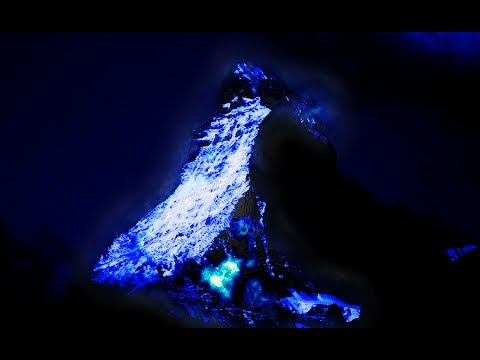 Volcano with BLUE lava in Indonesia!!