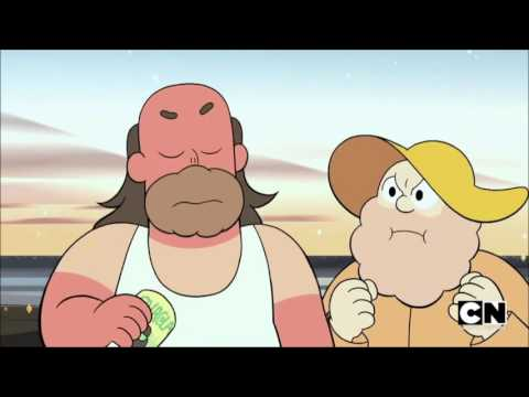 Steven Universe - Marty's Lie (Clip) Drop Beat Dad