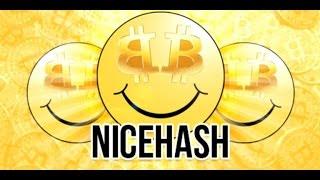 NiceHash Miner – видео обзор