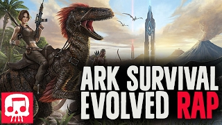 ARK SURVIVAL EVOLVED RAP By JT Music feat. Dan Bull -