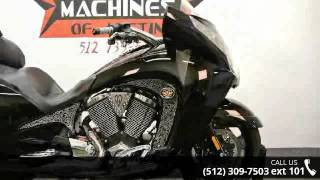 6. 2011 Victory Arlen Ness Vision  - Dream Machines Indian M...