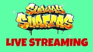 Subway Surfers Live Stream | Wordy Weekend
