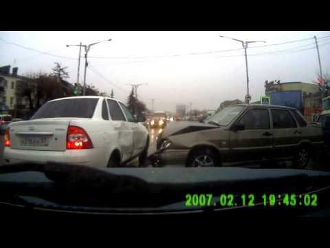 Авария   в городе Баксан
