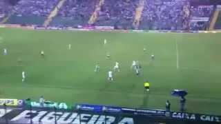 Dia 28/09/2014 - Jogando em Floripa, o Palmeiras do domina o jogo mas leva virada em 2 minutos, perde e se mantém no Z4 do...