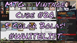 """This deck was a total blast to play and I'm not gonna lie, we got incredibly lucky in this draft as we were effectively passed two pieces of power in this draft! It's good to know that WOTC officially puts you on the """"whitelist"""" once you start working for them. 5 Color Bolas for the win!!!- Go to https://www.ChannelFireball.com for all your MTG needs! Put in Coupon Code: HAUMPH to get 5% off your current purchase!Empty the Cheons tokens are also available and simply put in: HAUMPH under the comments sections to get some Empty the Cheons tokens!- Customize your very own playmat at Inkedgaming.com! Your game, your style, use coupon code """"Haumph"""" to receive 12% off your purchase! - https://www.inkedgaming.com/- Buy, sell, and even rent cards on MTGO through Manatraders! Rent all the cards you want for one low monthly price and use COUPON CODE: HaumpHTwitch to get 20% off your first monthly subscription! - https://www.manatraders.com/?medium=H...Don't forget to hit that Like button and Subscribe!Stream: https://www.twitch.tv/haumphTwitter: https://twitter.com/haumphEmail: magichaumph@gmail.comFacebook: https://www.facebook.com/paul.cheon.7"""