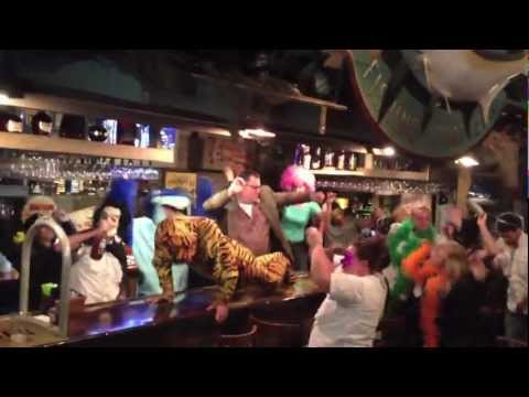 Harlem Shake at Off The Hook Comedy Club