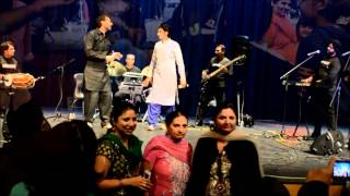 Glimpses of HARBHAJAN MANN show in Boston 2014