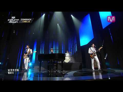씨엔블루_아이의 노래 (Like A Child by CNBLUE of M COUNTDOWN 2014.2.27)