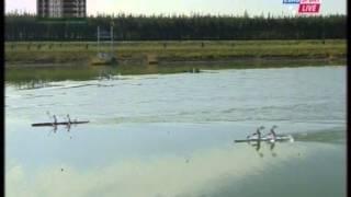 2015 Račice K2 1000m Women Canoe Sprint European Championships