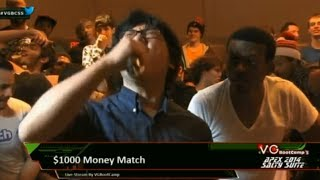 The Greatest Thing EVER said in Smash History.