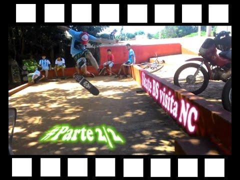 Skate BS visita Nova Colinas #parte 2/2