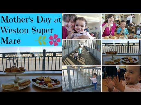 Tiffany's Afternoon Tea Weston Super Mare Grand Pier Vlog   New Mum Online