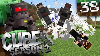 Minecraft Cube SMP S2 Episode 38: Hilarious Games
