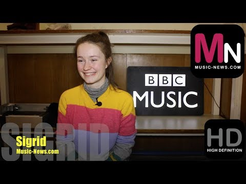 Sigrid  I Interview I Music-News.com