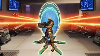 Overwatch The Teleport Trap