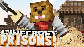 NEW OUTBACK PVP UPDATE - MINECRAFT PRISONS BREAK OUT (WILD WEST WORLD) #6