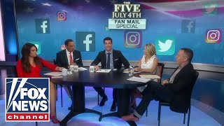 'The Five' July 4th Fan Mail Special