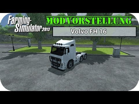 Volvo FH 16 v1.0 MR