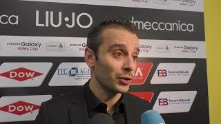 Liu Jo Nordmeccanica Modena-Igor Novara 0-3, le parole di coach Gaspari