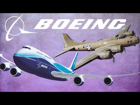 The Story of Boeing (2016), a Century of Aviation from the Wright Brothers to Mars